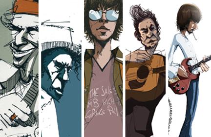 Keith Richards and Beyond